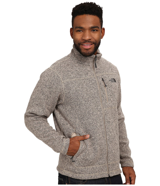 The North Face Mens Gordon Lyons Full Zip-Dune Beige - Bennett's Clothing - 4