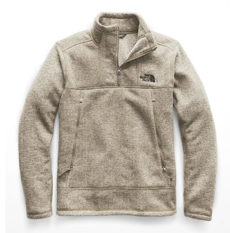 The North Face Gordon Lyons Alpine 1/4 Zip Pullover -Shop Bennetts Clothing for your outdoor gear.