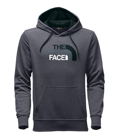 The North Face Men's Half Dome Pullover Hoodie-Medium Grey-Spruce