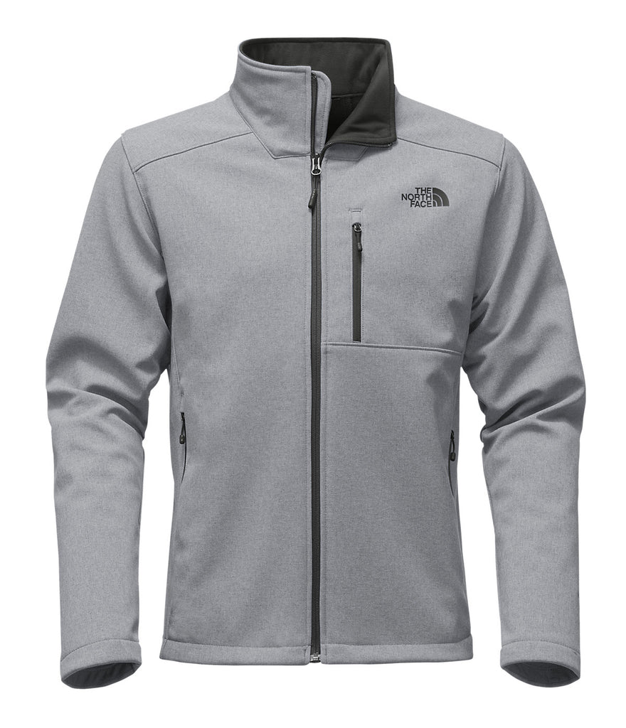 512949653 The North Face Mens Apex Bionic 2 Jacket-Medium Grey