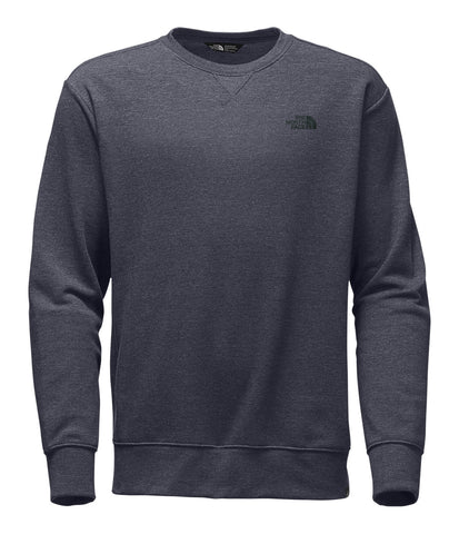 The North Face Men's Half Dome Crew Sweatshirt-Medium Grey