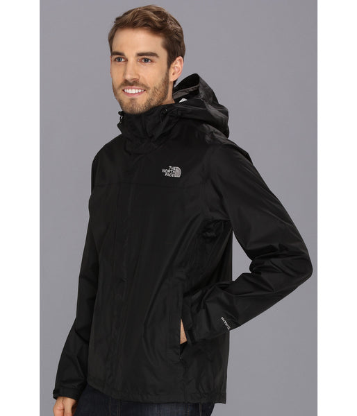The North Face Men's Venture Jacket-Black - Bennett's Clothing - 2