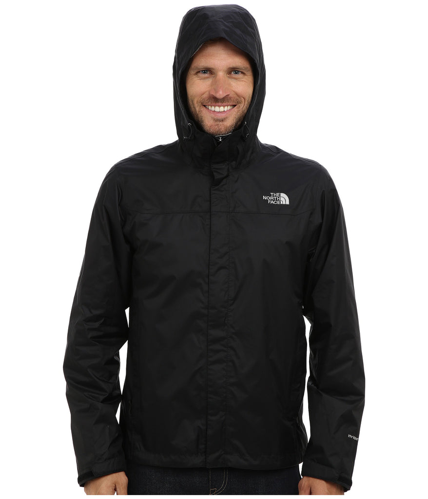 ... The North Face Men's Venture Jacket-Black - Bennett's Clothing - ...