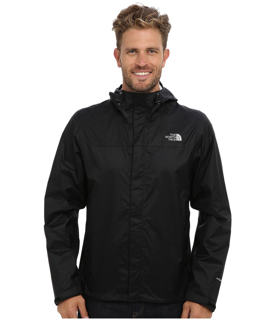 The North Face Men's Venture Jacket-Black - Bennett's Clothing - 1