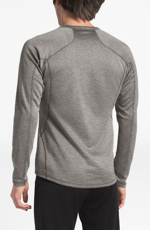 63536ad41 The North Face Thermal Baselayer Long Sleeve Warm Tee-Zinc-Grey Heather