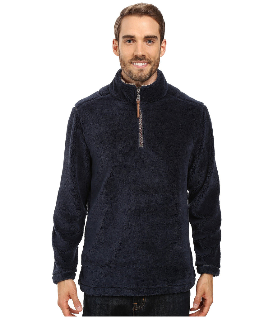 True Grit Pebble Pile Sherpa Pullover -Shop Bennetts Clothing for a large selection of warm mens outerwear with same day shipping