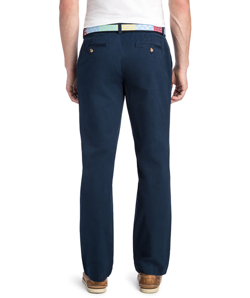Vineyard Vines Mens Stretch Breaker Pants-Vineyard Navy