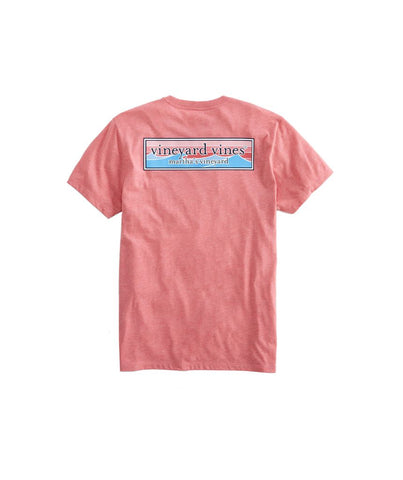 Vineyard Vines GEO Wave Box T-shirt shows you you have style and the surfer swag to go with it. Shop Bennetts Clothing for a large selection of the latest fashions from Vineyard Vines
