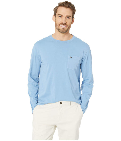 Vineyard Vines Dockside Tee is perfect for layering or wearing out on cool evenings. Shop Bennetts Clothing for a large selection of the latest fashions from Vineyard Vine