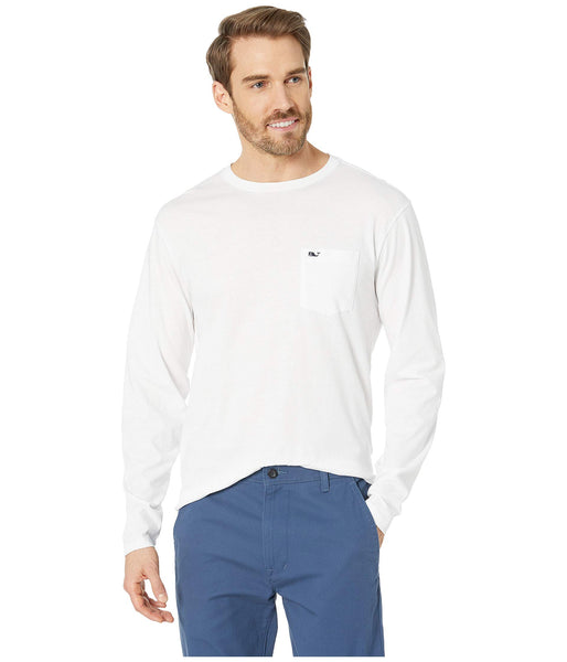 Vineyard Vines Long Sleeve Dockside Tee is perfect for layering or wearing out on cool evenings. Shop Bennetts Clothing for a large selection of the latest fashions from Vineyard Vines