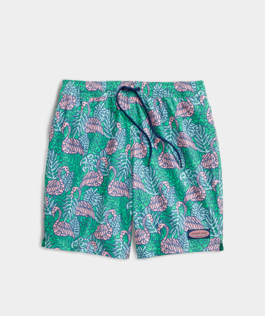 "Vineyard Vines Printed 7"" Chappy Short is a Summer essential short for men. Shop Bennett's for a large selection name brand menswear at prices you will love."