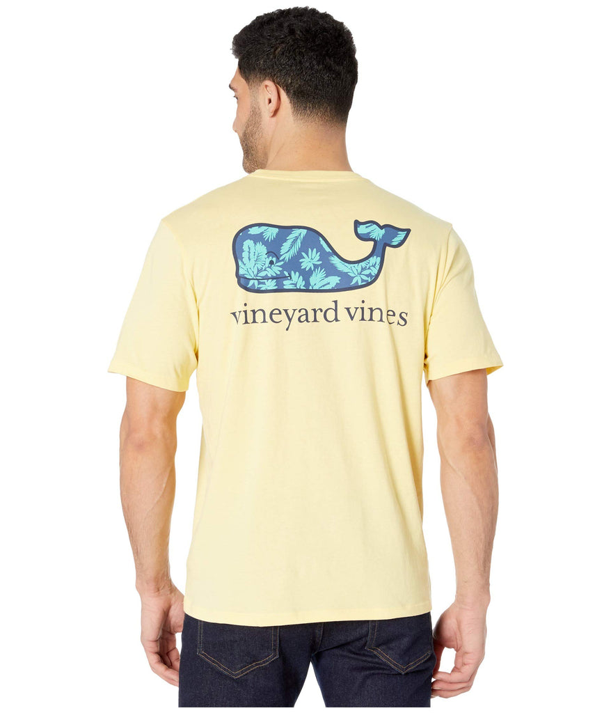 Vineyard Vines Floral Whale Fill Pocket Tee has easy on-the-go looks wherever you go. Shop Bennetts Clothing for a large selection of the latest fashions from Vineyard Vines