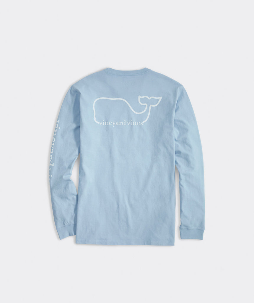 Vineyard Vines Whale Pocket T-Shirt fits in anywhere life takes you with style and comfort. Shop Bennett's for the brands you want with prices you will love.