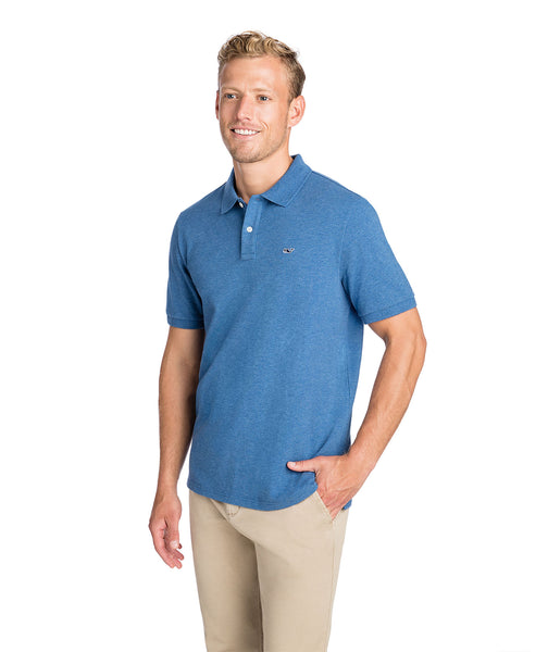 Mens Vineyard Vines Stretch Polo -Shop Bennetts Clothing and receive same day shipping and great customer service