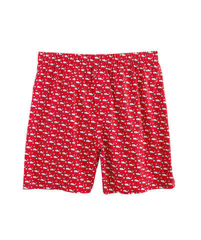 Vineyard Vines Valentine's Whale Boxer Shorts -Shop Bennetts Clothing for the best in name brand menswear with same day shipping