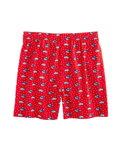 Vineyard Vines Woodie holiday boxer shorts -Bennetts Clothing stocks a large selection of the name brands you know and love