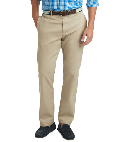 Vineyard Vines Men's Broken-in Club Pant-Khaki