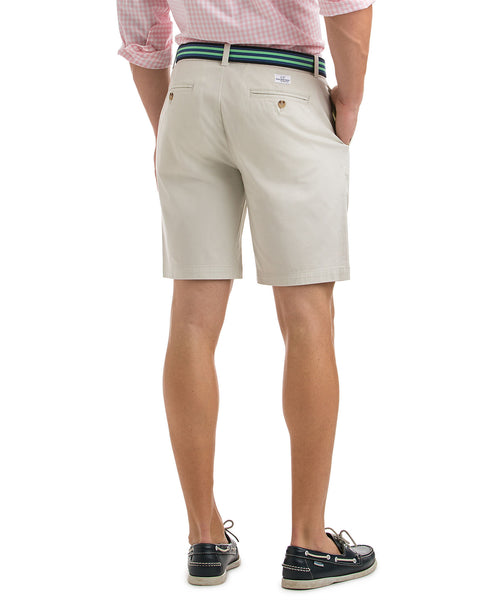"Vineyard Vines Mens 9"" Stretch Breaker Short-Stone"