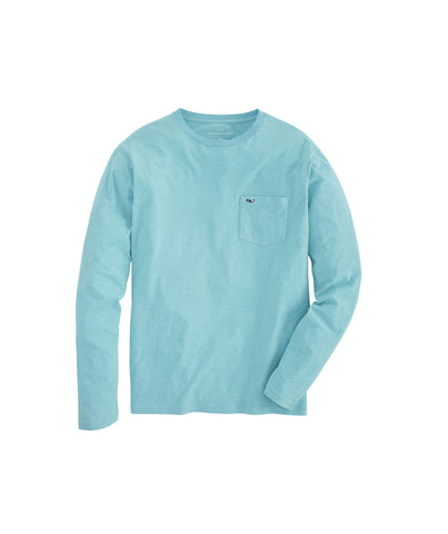 Vineyard Vines Overdyed Heather Tee -Shop Bennetts Clothing for the latest in name brand mens fashion with same day shipping