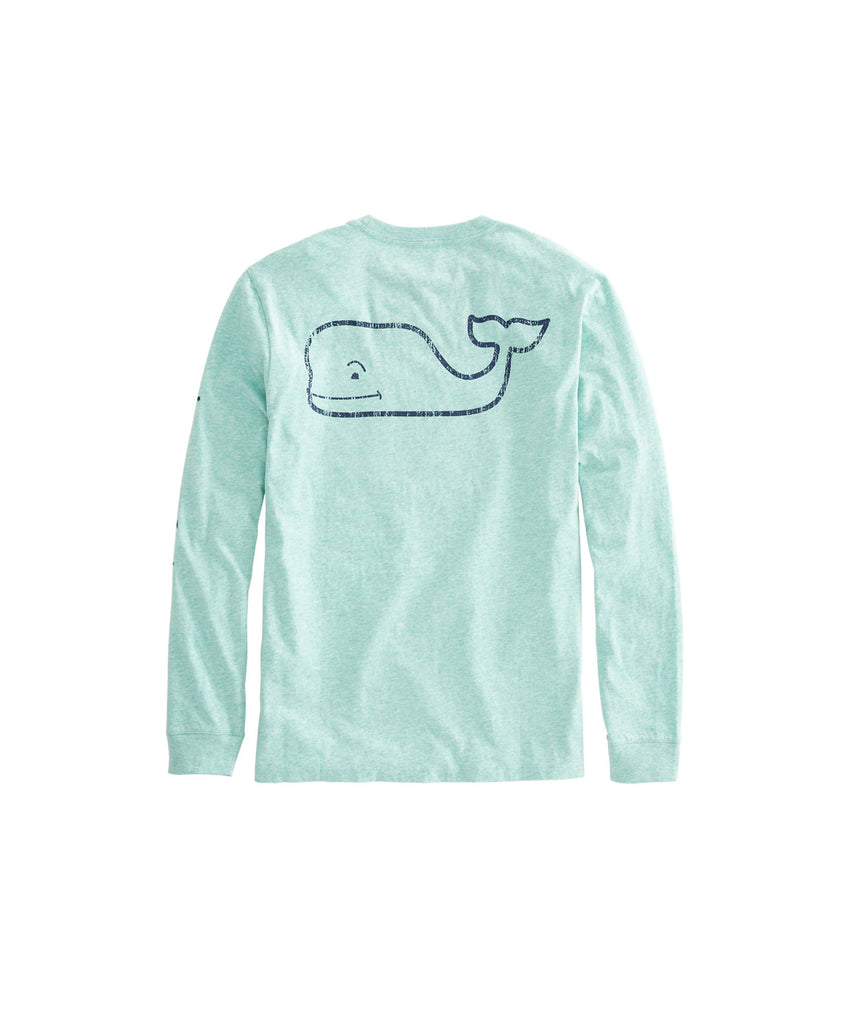 Vineyard Vines Vintage Whale Tee -Shop Bennetts Clothing for the best in name brand menswear with same day shipping