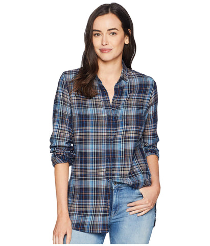Woolrich Oak Park Plaid Flannel Shirt -Shop Bennetts Clothing for a large selection of Woolrich for men and women.