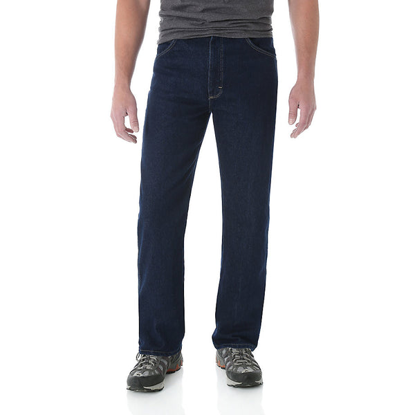 Wrangler Men's Classic Fit Rugged Wear Jeans-Prewashed - Bennett's Clothing - 1