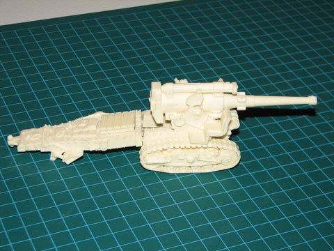 ~Heer46 203-MM-Haubitze M1931 (B-4)- Resin