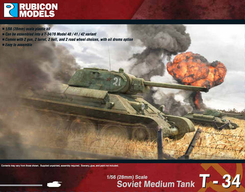 T-34/76 – Early & Mid War