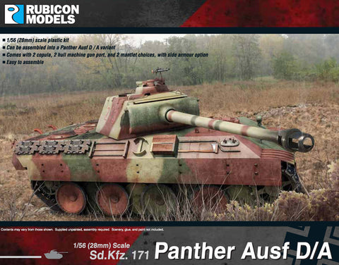 Panther Ausf D & A