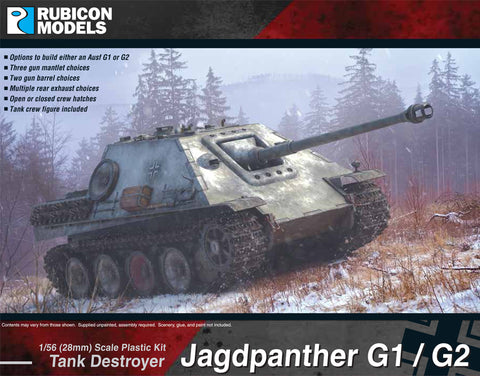 Jagdpanther (G1 & G2)- Buy 2 Get 1 Free Bundle Special