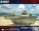 LVT(A)-1 / LVT(A)-4 with US Marine Crew Set 1 Bundle Special: 280066+284053