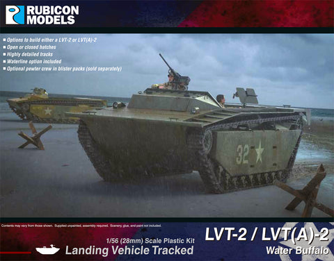 LVT-2 / LVT(A)-2 Water Buffalo- Buy 2 Get 1 Free Bundle Special