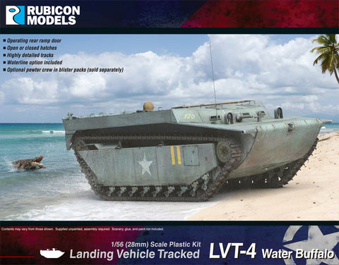 LVT-4 Water Buffalo- Buy 2 Get 1 Free Bundle Special