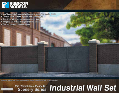 Industrial Wall Set