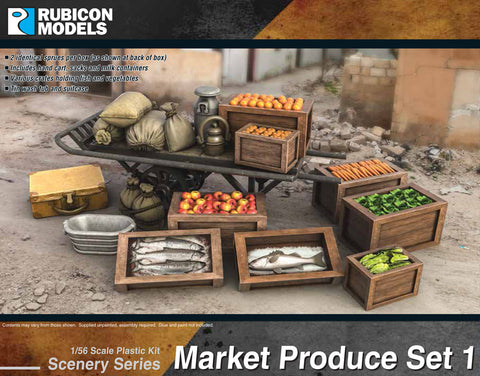 Market Produce Set 1