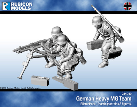 German Heavy Machine Gun Team