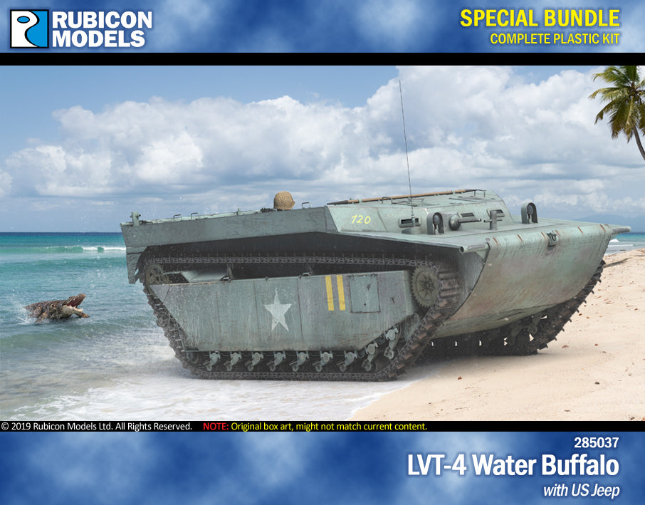 LVT-4 with US Jeep Bundle Special: 280068+280049