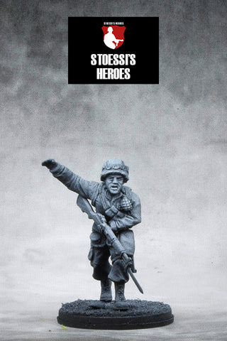 ~Stoessi's Heroes US Airborne Lieutenant Colonel- Robert George Cole- Pewter