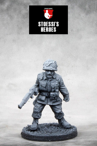 ~Stoessi's Heroes US Airborne First Lieutenant- Clifford Carwood Lipton- Pewter