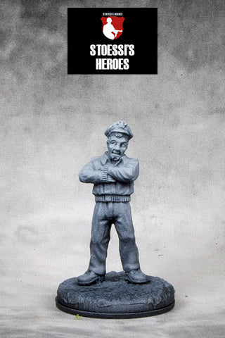 ~Stoessi's Heroes US Air Forces Colonel - Robert E. Hogan- Pewter
