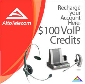 Signup VoIP Account $100