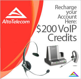 Signup VoIP Account $200