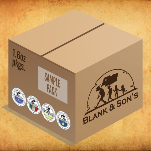 Blank and Sons Sample Pack