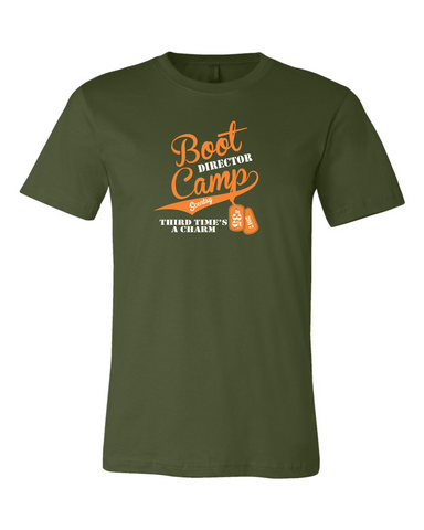 Boot Camp #35 Bella + Canvas - Unisex Short Sleeve Jersey Tee