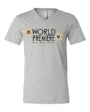 LATE ORDER Scentsy STAR STRUCK World Premiere Bella V-neck UNISEX fit