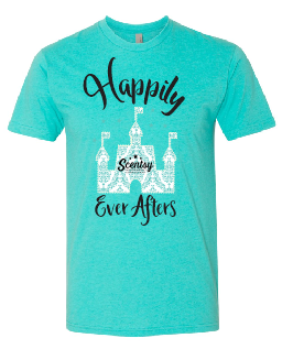 Happily Ever Afters - Next Level UNISEX round neck