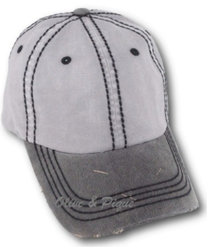 Scentseller Group - Distressed Bill DAD Cap