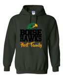 BOISE HAWKS HOST FAMILY (HAWK DESIGN) - Heavy Blend Hooded Sweatshirt