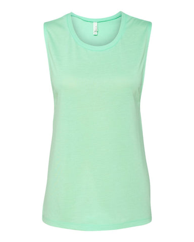 ACT NATURAL Bella + Canvas - Women's Flowy Muscle Tank