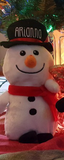 Personalized Holiday Plush Toy - 3 Styles to Choose From!